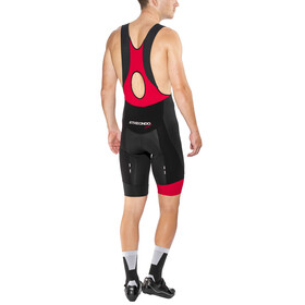 Etxeondo Cuissard Attaque Gor Bib-Short Men Black/Red
